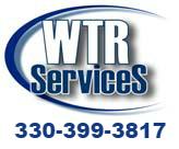 WTR Services Logo